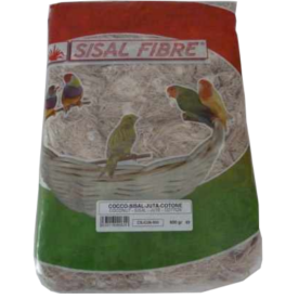 Fibre coco sisal jute