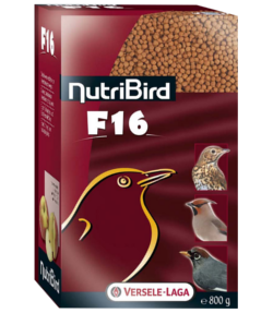 F 16 NutriBird Pellets